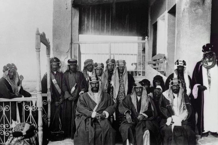 Kingdom of Saudi Arabia in 1351 AH 1932 at the hands of the founder King Abdulaziz bin Abdulrahman Al Saud
