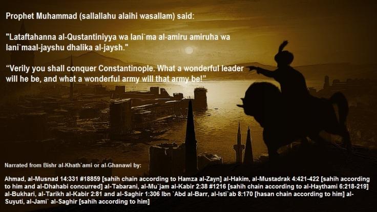 Hadith fetih 1453