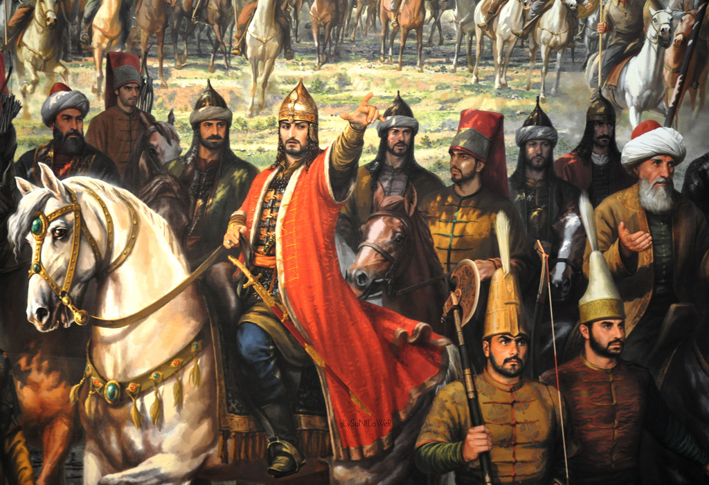 29 Mayis 1453 Fatih'in Istanbul Fetih (The Conquest of ...
