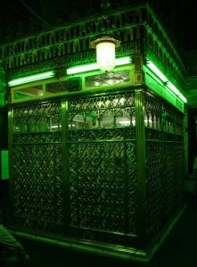 Sayyida Nafisa bint Al-Hassan Al-Anwar ibn Zayd Al-Ablaj ibn Imam Hassan