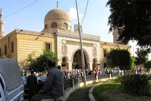 Sayyida Nafisa Mosque