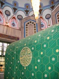Visit to Ibrahim al-Khalil (as)-grave