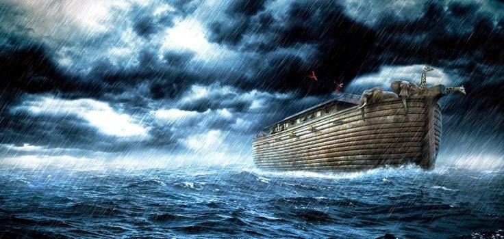 FIVE IDOLS WORSHIPPED AT TIME OF NOAH