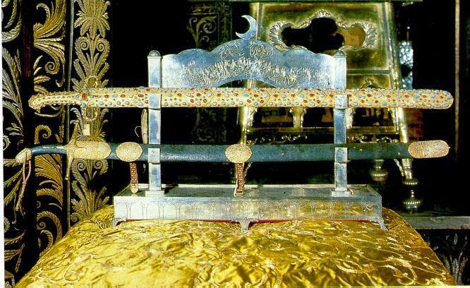 Prophet-sword-Al-Ma'thur