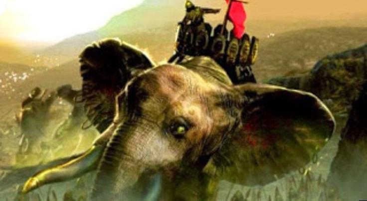 Abd al-Muttalib and the elephants of Abraha
