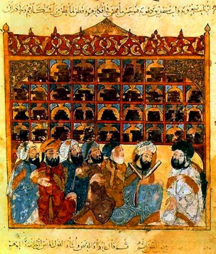 Not Much Attention was given to the Works of ibn Taymiyya &  ibn Qayyim al-Jawziyya
