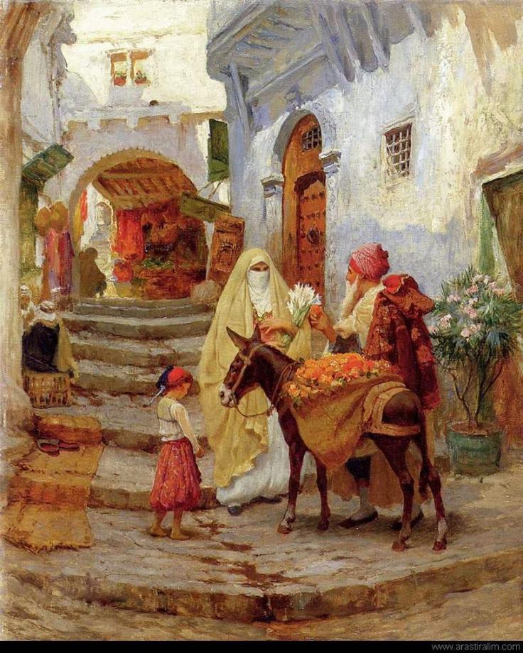 Osmanlı-Kadın-Hayatı