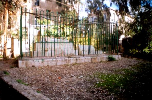 Ibn Taymiyyahs Grave