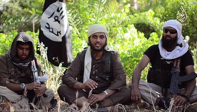 British wahhabi Jihadi