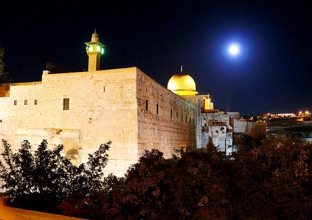 Al Aqsa mosque-Miraj