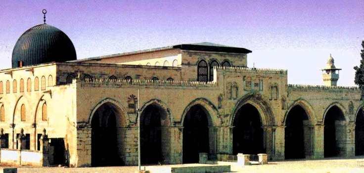 Masjid Al Aqsa-Miraj
