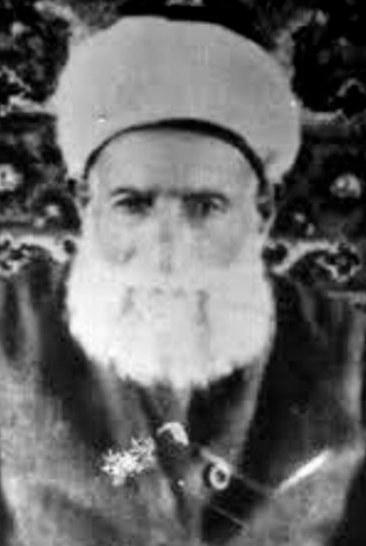 Shaykh Qadi Yusuf al-Nabhani (1350 AH d. 1932 CE)