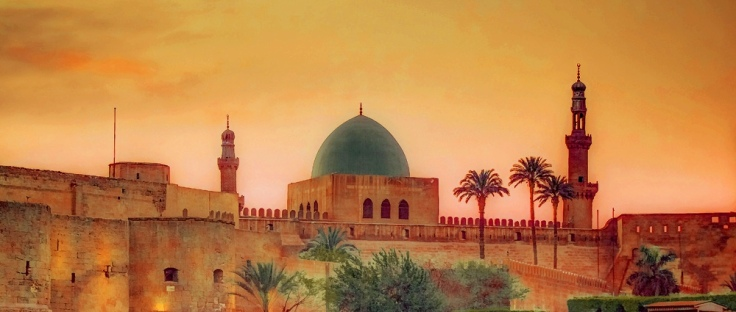 Sultan Muhammad Ibn Qalawun Mosque-[MH-1]